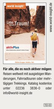 World Insight aktivPlus