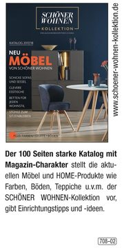 katalog collection sch ner wohnen. Black Bedroom Furniture Sets. Home Design Ideas