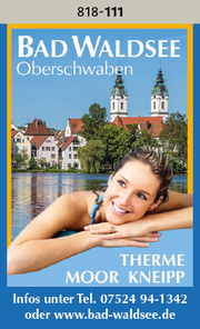 Bad Waldsee - Therme, Moor, Kneipp