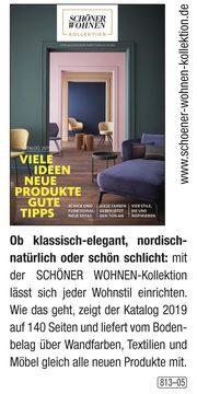 Katalog Collection Schöner Wohnen