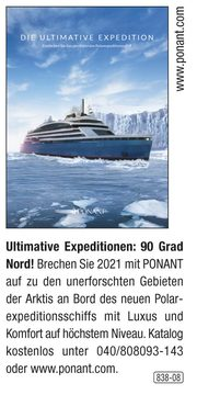 Ultimative Expeditionen by Ponant