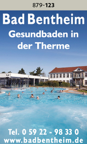 Gesundbaden in der Therme